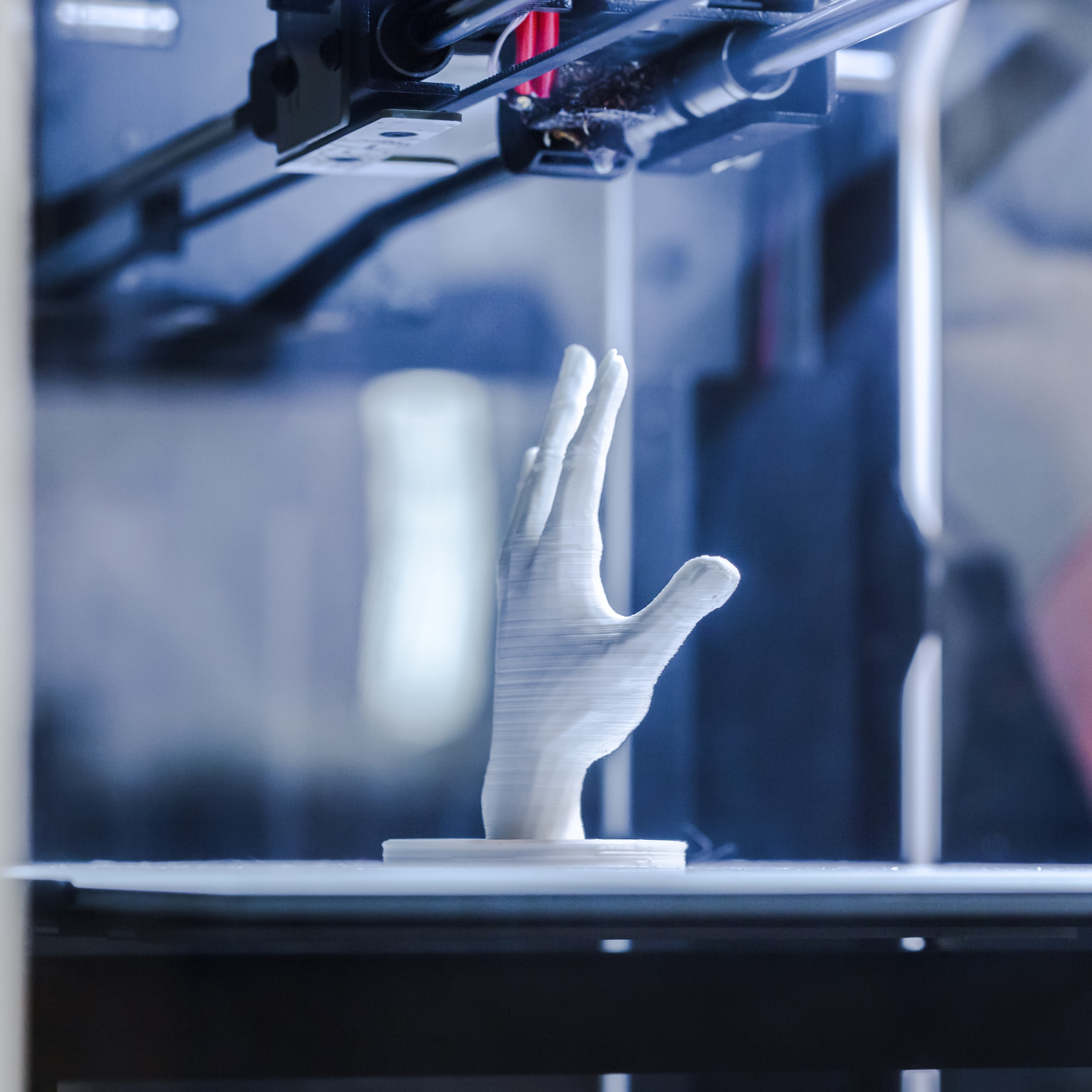 3D-printing / Additive Manufacturing