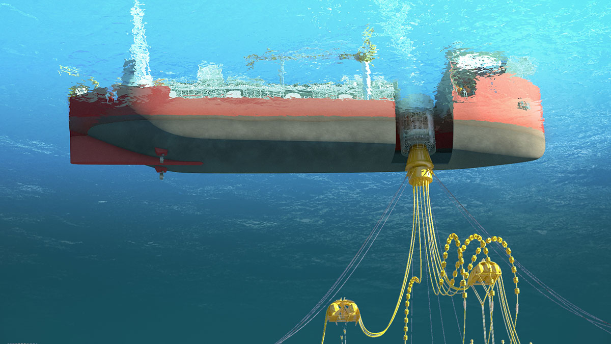 OceanHub | Why those cylindrical designed FPSO?