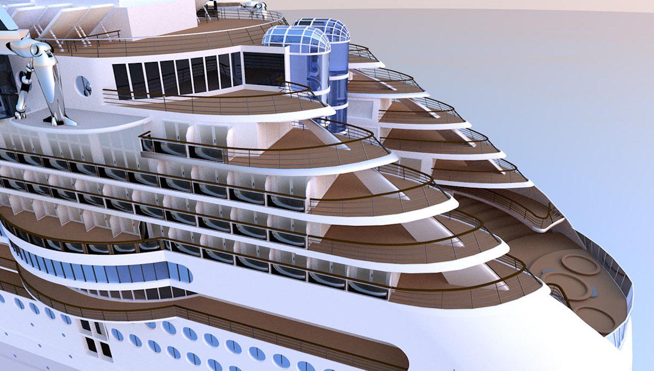 Ecoship peace boat